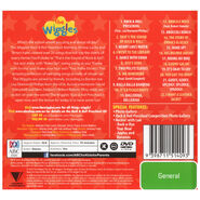 Rock and Roll Preschool Back Cover