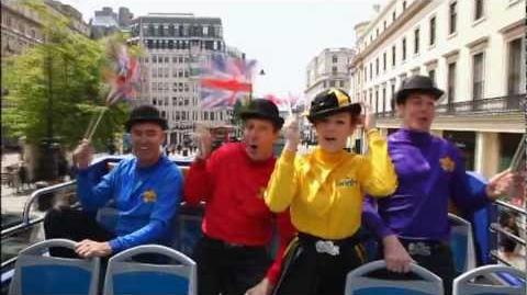 The wiggles singing do the propeller