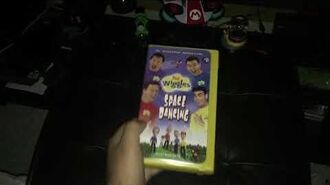 Opening To The Wiggles Space Dancing 2003 VHS (Screening Copy)