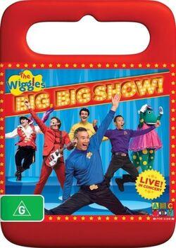 TheWigglesBigBigShow!DVD