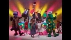 The Wiggles - Dorothy's Dance Party