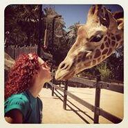 EmmaWatkinsandtheGiraffe