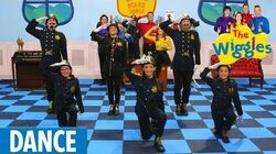 The Wiggles The Wiggle Town Dancing Police Force