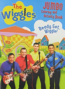 The Wiggles\' Jumbo Coloring and Activity Book | Wigglepedia | FANDOM ...