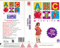 ABC For Kids Video Hits Vol 2 Abckidsvideohits2