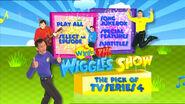 TheWigglesShowThePickofTVSeries4-DVDMenu