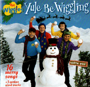 Yule Be Wiggling US Booklet Front Cover