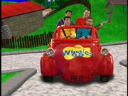 Let'sGo!We'reRidingintheBigRedCar