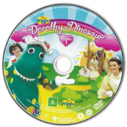 DorothytheDinosaurTVSeries1DVDdisc