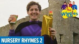 The Wiggles King of the Castle The Wiggles Nursery Rhymes 2