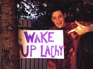 WakeUpLachy!Sign
