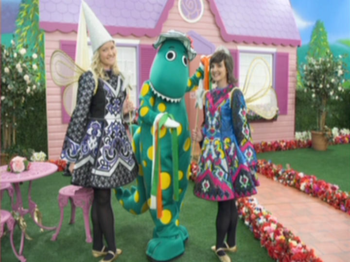 Dorothy The Dinosaur S Rockin Christmas Anthony Field