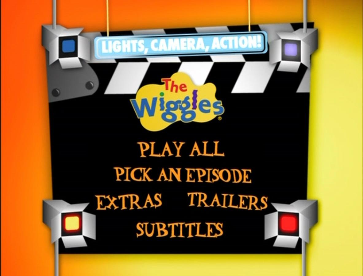 Lights Camera Action Dvd Menu Wigglepedia Fandom Powered By