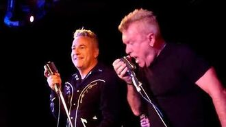 Rocket in My Pocket - The Sacred Hearts with Jimmy Barnes - CBRLFC - 16-11-2018