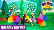 The Wiggles Nursery Rhymes - Wheels On The Bus