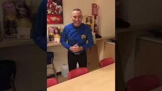 The Wiggles Facebook Live With ANTHONY!!!