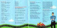HereComestheBigRedCar-AlbumBookletPage1