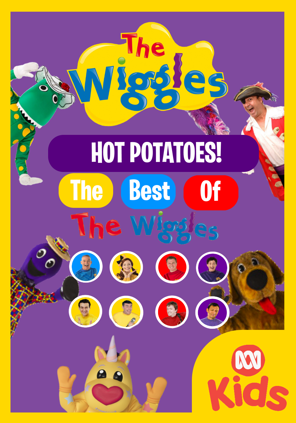Best Dvds Of 2021 Wigglepedia Fanon: Hot Potatoes! Best Of The Wiggles! (2020/2021