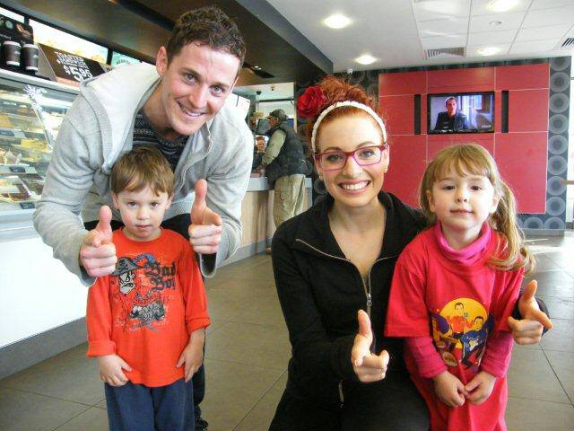 wiggles emma and lachy dating We were delighted to hear the news that yellow wiggle emma watkins, and purple wiggle lachy emma and lachie wiggle their way down after two years of dating.