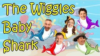 The Wiggles Baby Shark Finger Family Song Family Nursery Rhymes Super Simple Songs For Kids
