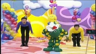 The Taiwanese Wiggles - D.O.R.O.T.H.Y. (My Favourite Dinosaur) (HQ Qualiity)