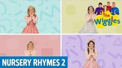 The Wiggles Perry Merry The Wiggles Nursery Rhymes 2