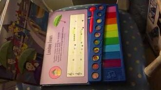 The Wiggles Play-Along Xylophone All Songs