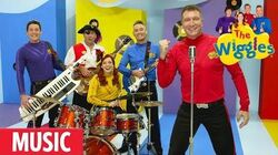 The Wiggles That's the Sound of Rock & Roll