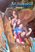 TheReplacementWiggles,LaurenandNickonSplashMountain