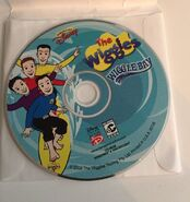 The Wiggles - Wiggle Bay PC Game Disc