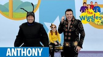 The Wiggles Anthony Ant