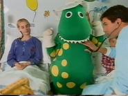 DorothytheDinosaurGoestoHospital25