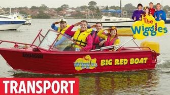The Wiggles Big Red Boat