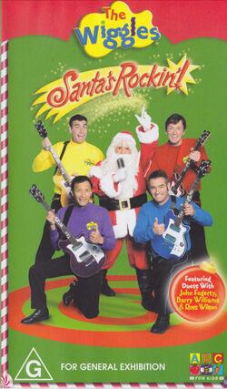 Santa'sRockin'!