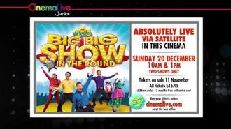 The Wiggles BIG, BIG Show In The Round - Trailer 1