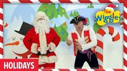The Wiggles Let's Clap Hands For Santa Claus