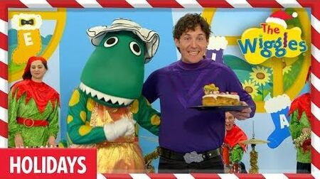 The Wiggles- Dorothy's Special Christmas Cake