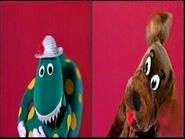 PuppetDorothyandWags