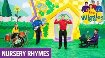 The Wiggles Nursery Rhymes - Head, Shoulders, Knees and Toes