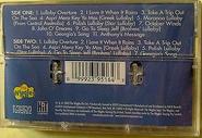 Cassette back cover