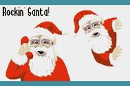Rockin'Santa!SongTitle