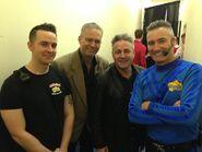 Anthony,Paul,JohnandLukeFieldin2013