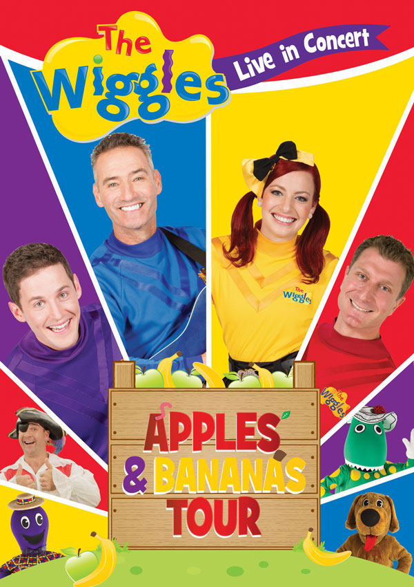 Wiggles apples and bananas wiki