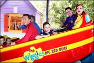 TheReplacementWigglesontheBigRedBoatRide