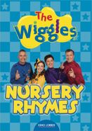 The Wiggles Nursery Rhymes 2018 US DVD Cover