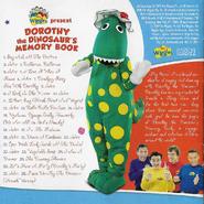 TheWigglesPresentDorothytheDinosauralbumbookletbackcover
