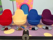 TheWiggles'Armchairs