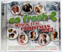 So-Fresh-Songs-for-Christmas-2012-New-Various