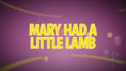 MaryHadALittleLamb2018titlecard