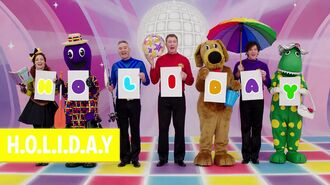 HOORAY! 'Wiggle Pop!' is out on DVD and digital today!